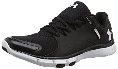 under armour running shoes black and white. under armour women\u0027s ua micro g? limitless tr black/white/white sneaker 5 running shoes black and white h