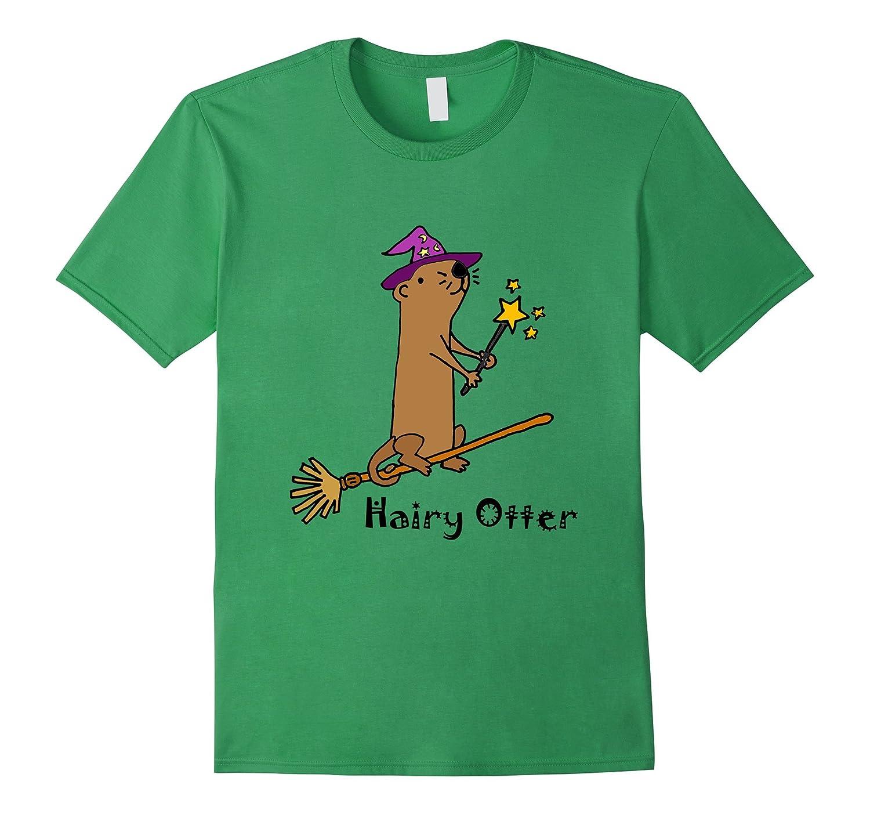 hairy otter t shirt eBay