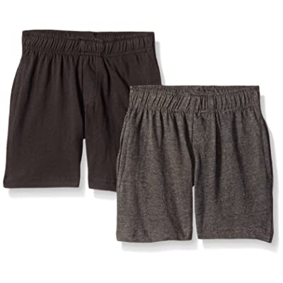 American Hawk Boys 2 Piece Pack Cotton Jersey Shorts