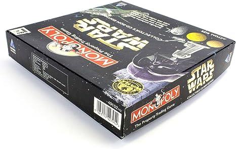 Monopoly Star Wars Collectors CD-Rom Edition [Windows 95] [Importación Inglesa]: Amazon.es: Videojuegos