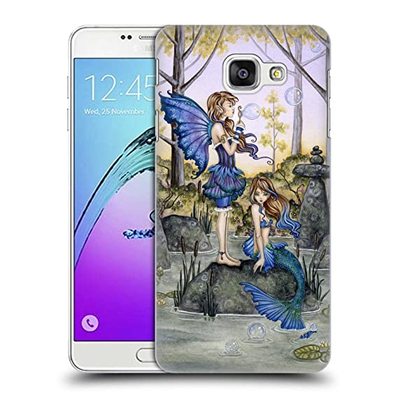 Official Amy Brown Second Cousins Folklore Hard Back Case For Samsung Galaxy A7 2017