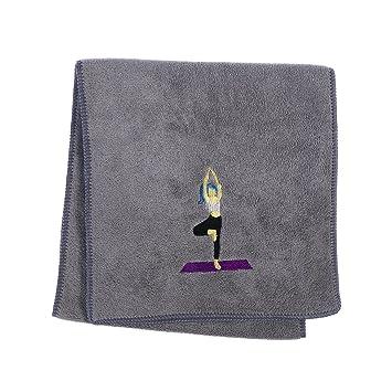 VORCOOL Toallas de Gimnasio, Toallas de Yoga Toalla de Deportes de enfriamiento Toalla Absorbente Toallitas húmedas Toalla de Microfibra 42X24 Pulgadas: ...