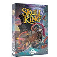 Skull King - The Ultimate Pirate Trick Taking Game | from The Creators of Cover Your Assets & Cover Your Kingdom | 2-8…