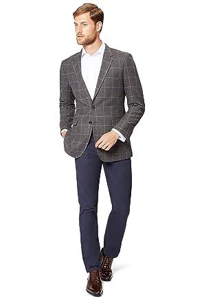 2e1e7396928 Ermenegildo Zegna Cloth - Veste de costume - Homme - gris - 60 ...