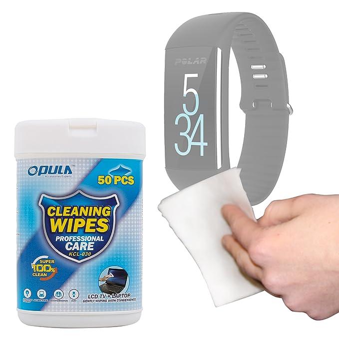 DURAGADGET Toallitas para Smartwatch Diggro DI03 / Diggro ...