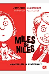Miles & Niles - Hirnzellen im Hinterhalt (Die Miles & Niles-Reihe 1) (German Edition) Kindle Edition