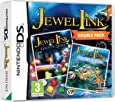 Jewel Link Double Pack - Atlantic Quest and Galactic Quest ( Nintendo DS)