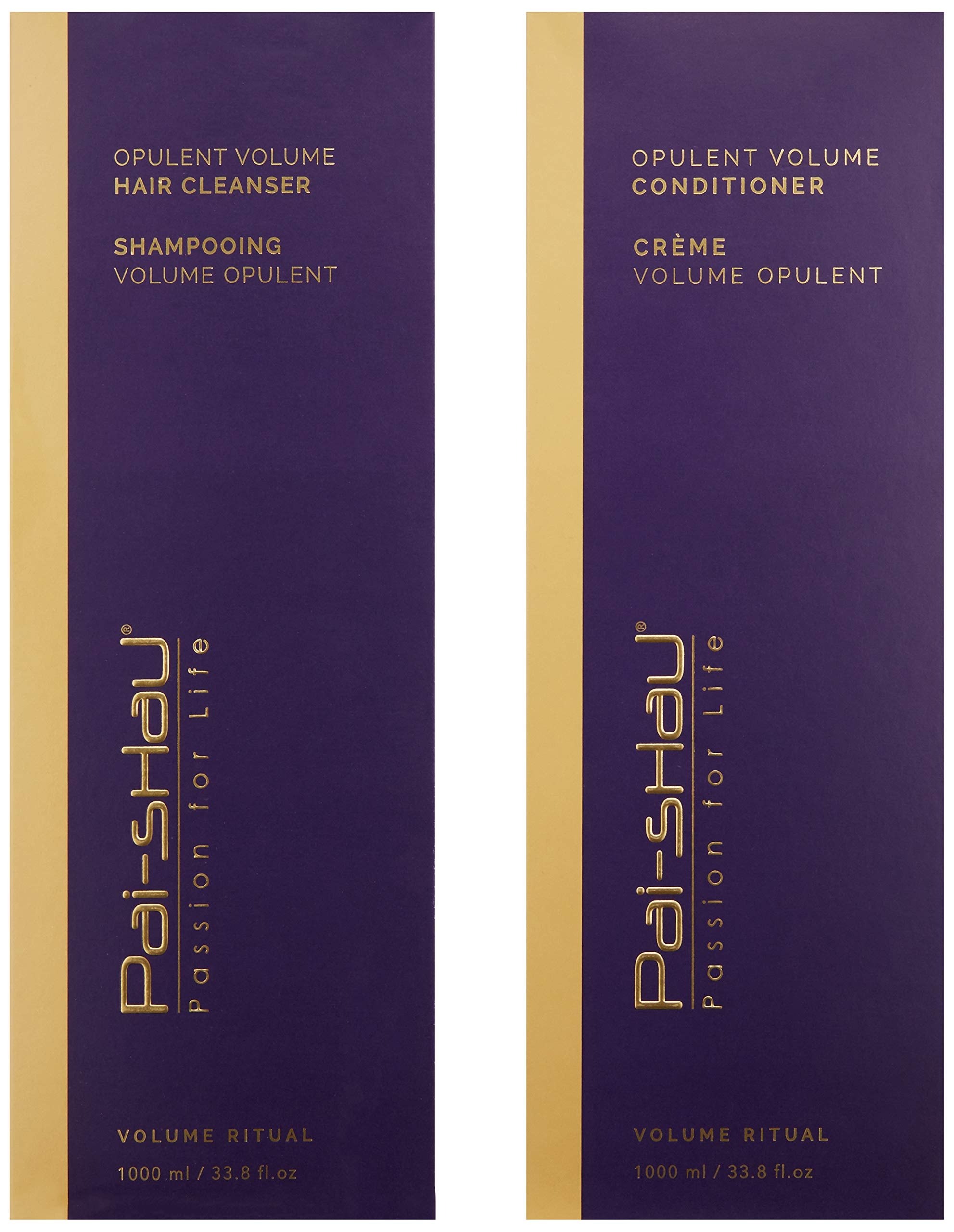 Pai-Shau Opulent Volume Cleanser and Conditioner by Pai-Shau (Image #3)