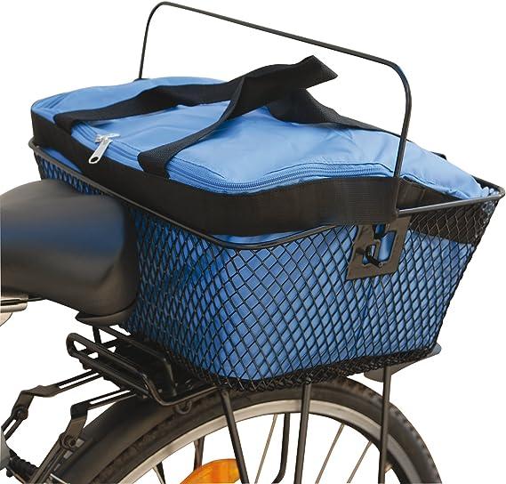 Profex - Bolsa para Cesta Trasera de Bicicleta: Amazon.es: Ropa y ...