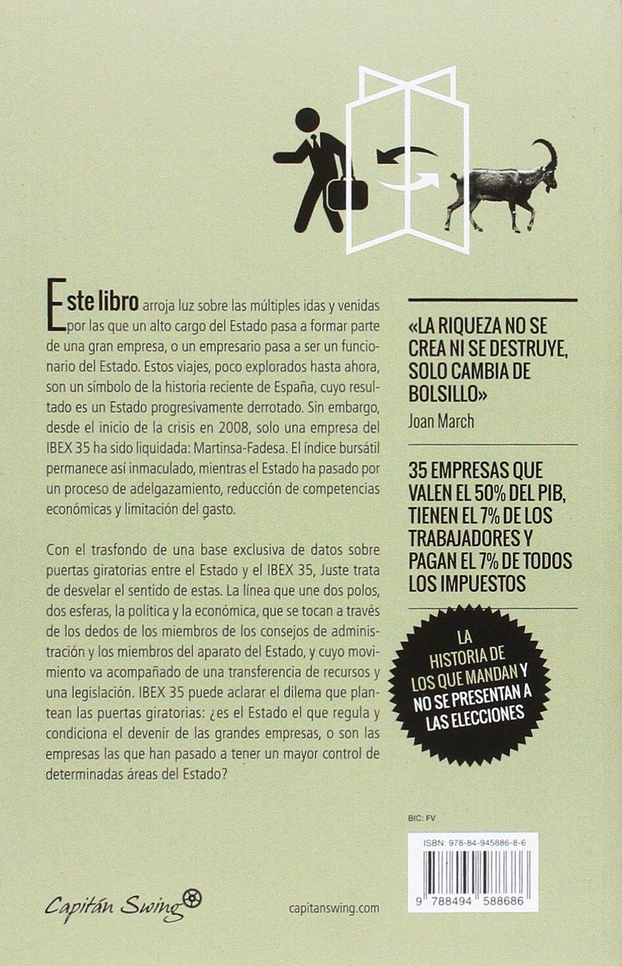 Ibex 35: Una historia herética del poder en España ENSAYO ...