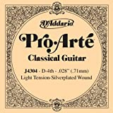 d 39 addario nyl056w silver plated copper classical single string 056 musical. Black Bedroom Furniture Sets. Home Design Ideas