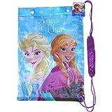Disney Frozen Elsa & Anna Drawstring School Sports Gym & Swimming Bag