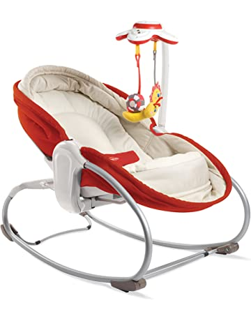 Qualified Soft Leather Multifunctional Baby Rocking Chair Baby Chair Jumpers Chair Baby Baby Furniture