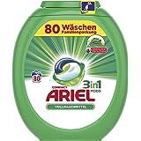 Ariel 3in1 Pods Vollwaschmittel, 80 Waschladungen
