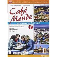 Cafè monde. Activebook. Per le Scuole superiori. Con e-book. Con espansione online: 1