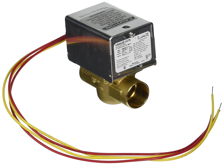 Honeywell V8043e1079 Electric Zone Valve Home Improvement A V8043e1012 Wiring Diagram