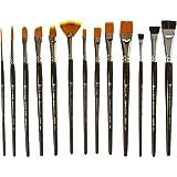 Weber DD8100 Donna Dewberry Professional Brush Set, 13 Per Package
