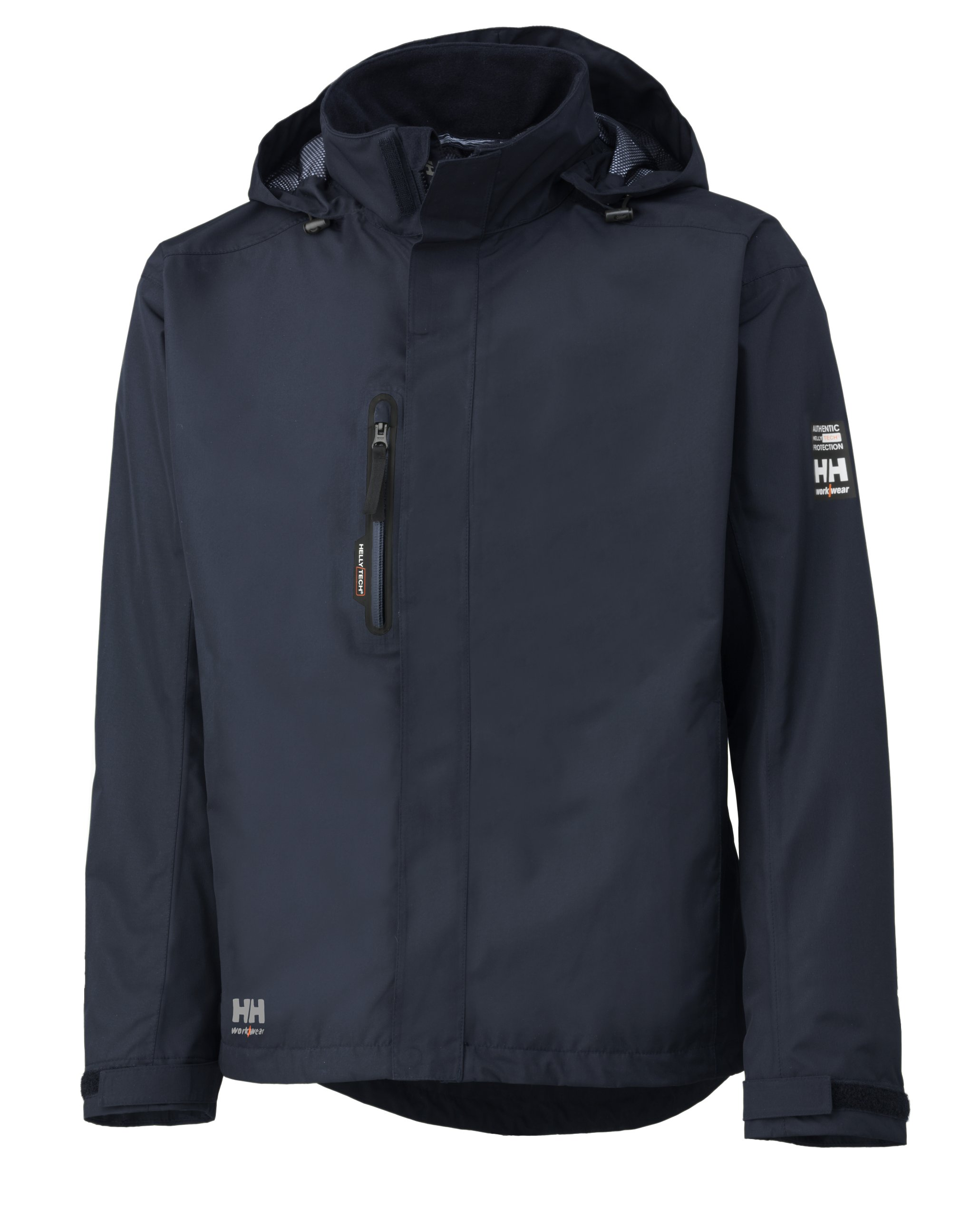 Helly Hansen Workwear Workwear Men's Haag Waterproof, Navy, 4X-Large