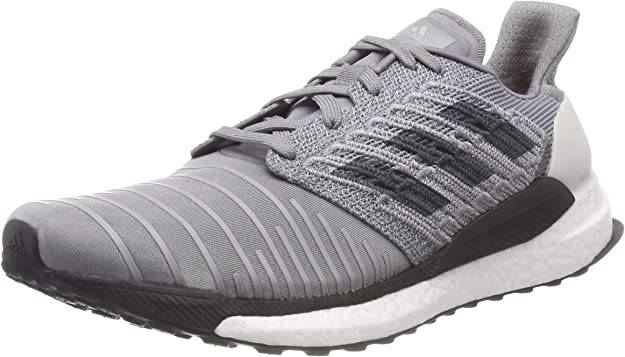 adidas Solar Boost, Zapatillas de Running para Hombre, Gris (Grey Three F17/Bold Onix/Grey One F17), 44 2/3 EU: Amazon.es: Zapatos y complementos