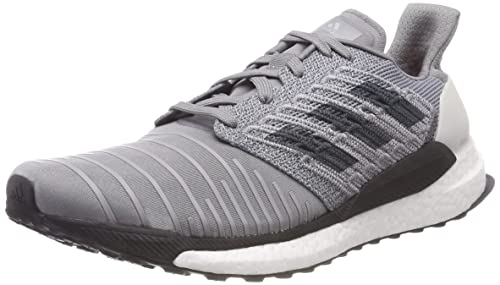 pretty nice bcfb5 6250a adidas Men s s Solar Boost Running Shoes Three F17 Bold Onix Grey One F17,