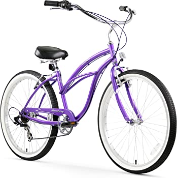 Firmstrong Seven Speed Cruiser Bicycle