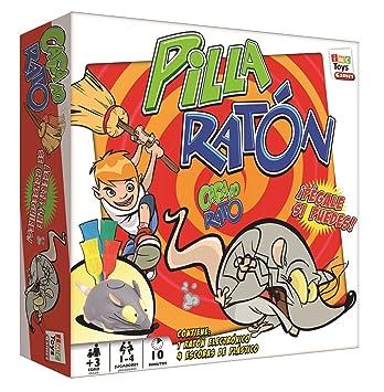5b832d2353 IMC Toys - Pilla Ratón (43-7413)  Amazon.es  Juguetes y juegos
