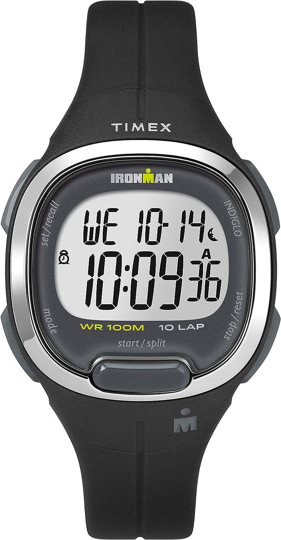 Timex Reloj Mujer de Digital con Correa en Resina