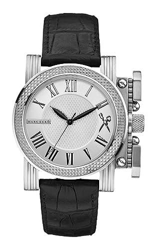 Reloj Marc eckò m13503g1 The Bull Classic de piel negro moda hombre: Amazon.es: Relojes