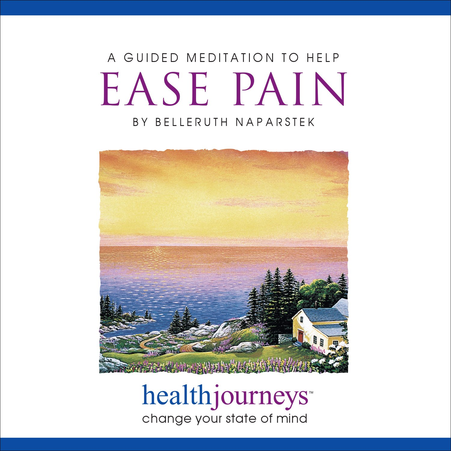 A Guided Meditation to Help Ease Pain- Two Research Proven Guided Imagery Methods for Managing or Reducing Chronic or Acute Pain by Health Journeys