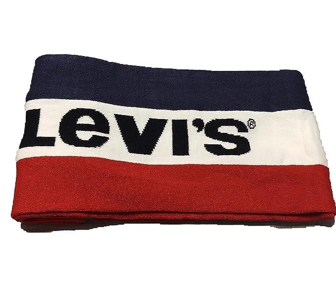 7b4052892e1 Echarpe Levis Skiknit TU Multicolore  Amazon.fr  Vêtements et ...