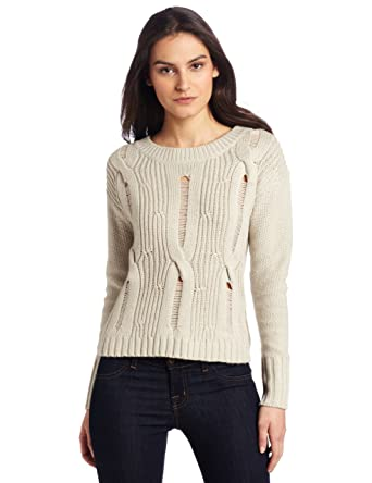 16732d33649 Kensie Girl Juniors Cuddle Knit Sweater