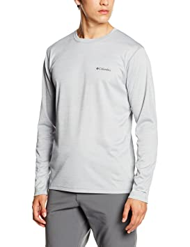 Columbia Zero Rules Long Sleeve Shirt Camiseta de Manga Larga, Hombre: Amazon.es: Deportes y aire libre
