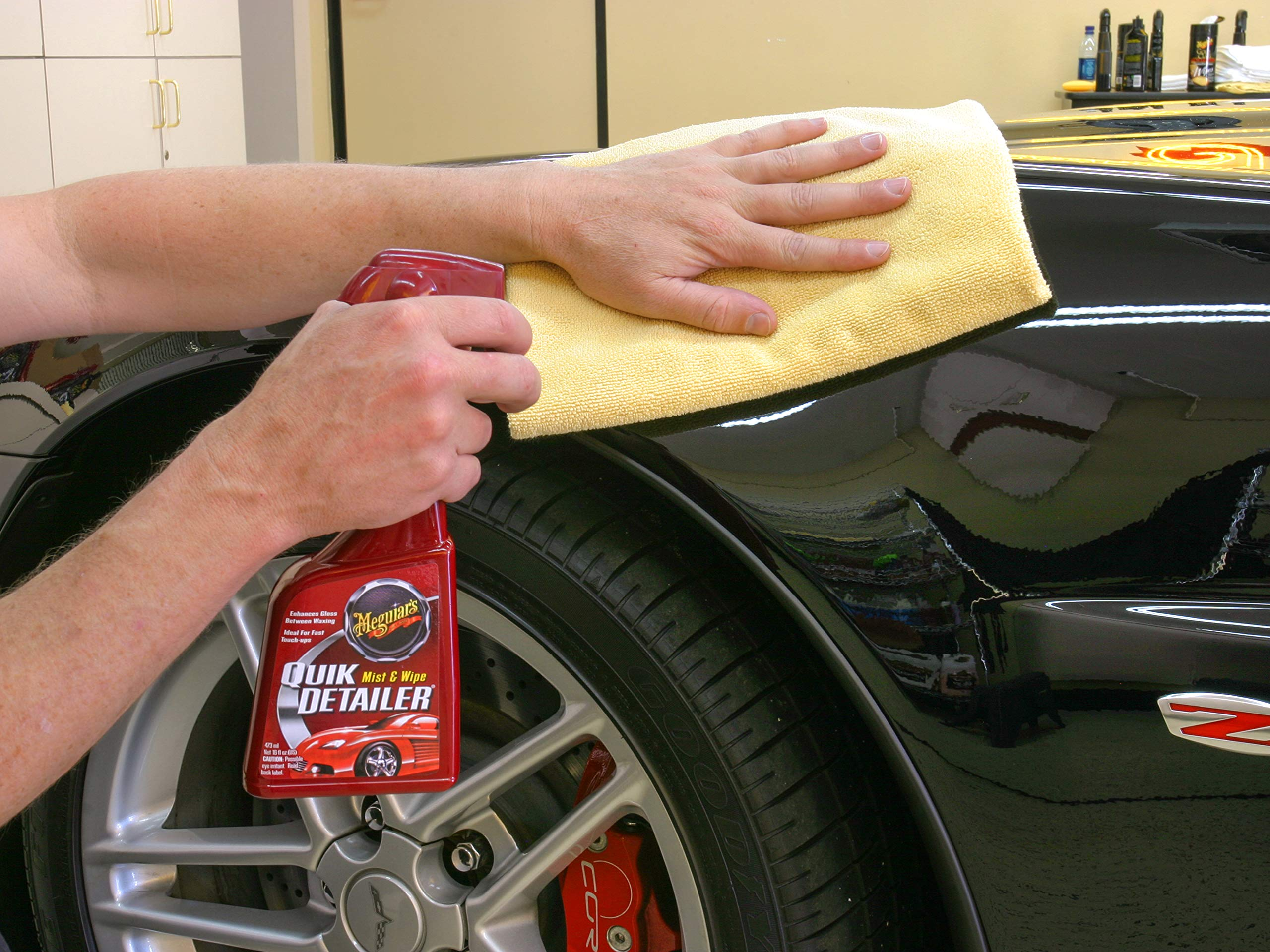 MEGUIAR'S G55012 Classic Wash & Wax Kit by MEGUIAR'S (Image #8)