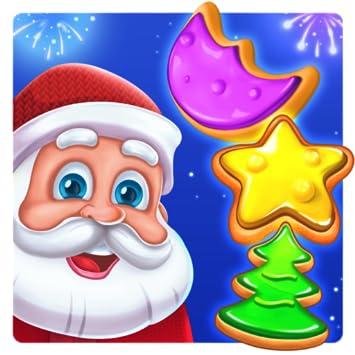 Christmas Cookie Santa Claus S Match 3 Adventure