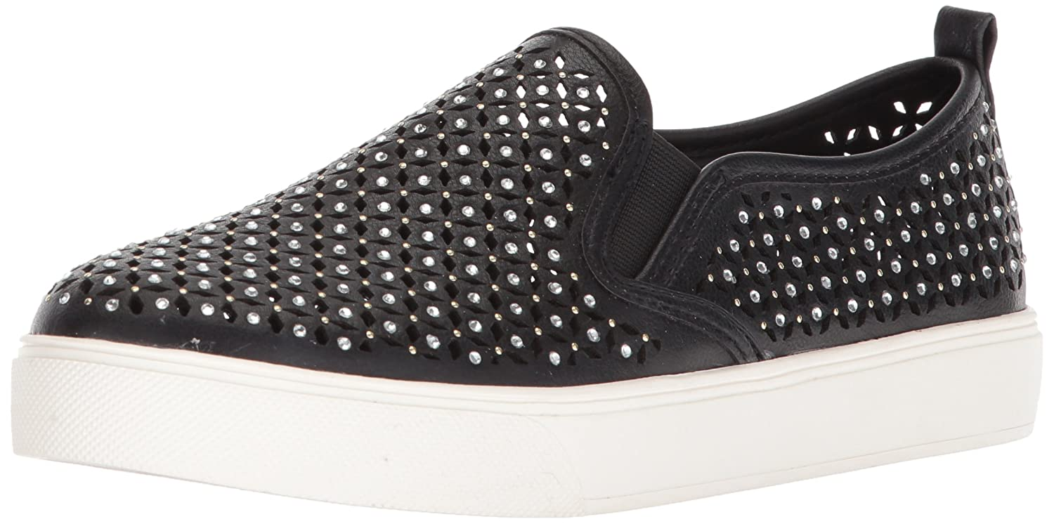 ALDO Women's Cardabello Sneaker B0791XJMK1 10 B(M) US|Black Synthetic