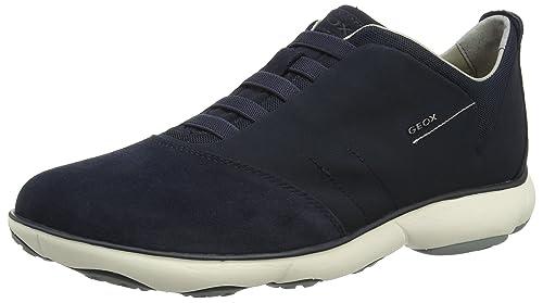 Geox U Nebula Navyc4002 B Sneaker Uomo Blu Navyc4002 Nebula 46 EU 69c974