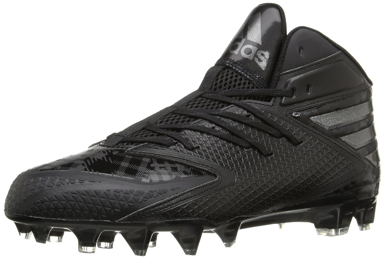 adidas Performance Men's Freak X Carbon Mid Football Shoe B0163GBOJA 10.5 D(M) US|Black/Black/Black