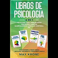 Psicología para principiantes | Psicología positiva | Manipulación & Lenguaje Corporal | PNL: Cómo entender la psique…