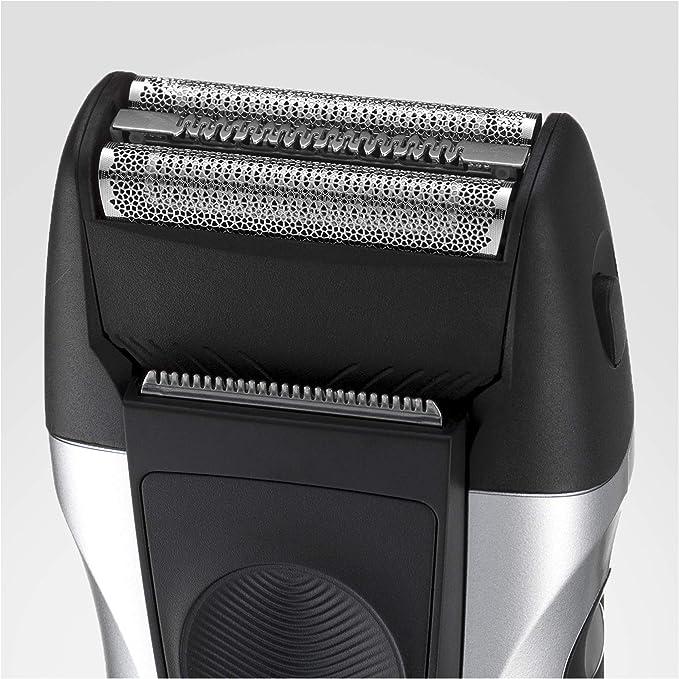 Braun 10B Pack de Recambio para Afeitadora Eléctrica Hombre Series 1/Freecontrol/CruZer con Láminas de Recambio y ...