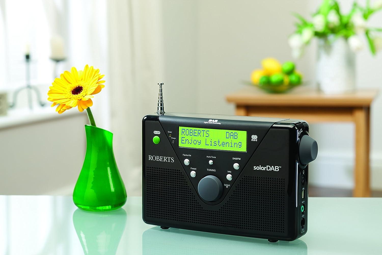 Solarradio mit DAB