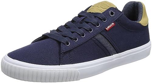 LeviS Venice, Zapatillas para Hombre, Azul (Navy Blue), 40 EU Levi's