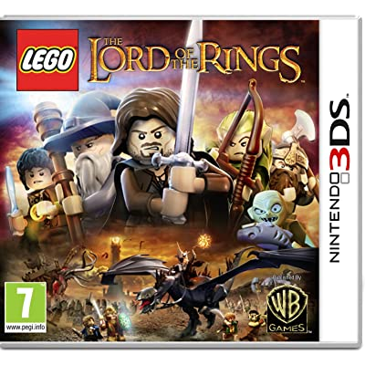 Lego Lord of the Rings (Nintendo 3DS) [Importación inglesa]: Videojuegos