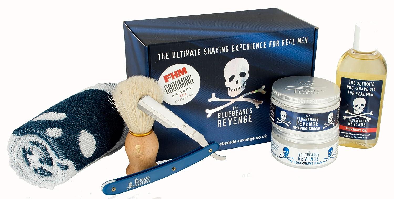 The Bluebeards Revenge Barber Bundle Kit Gift Box BBRBARBBUND