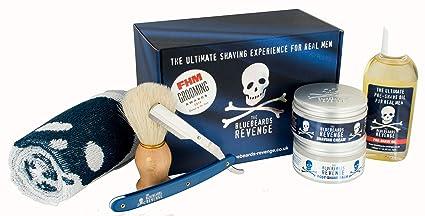 Confident The Bluebeards Revenge The Ultimate Doubloon Shaving Brush 1 Piece Men Shaving Creams, Foams & Gels