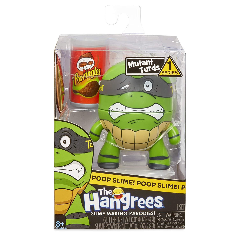 Hangrees 562993 Tortugas Ninja, Multi: Amazon.es: Juguetes y ...