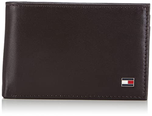 Tommy Hilfiger Eton Mini CC Flap & Coin Pocket - Monedero Hombre