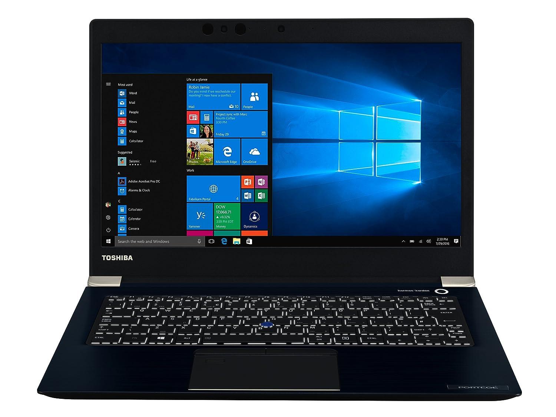 TALLA 13,3 pulgadas. Toshiba Portégé X30-D-162 2.5GHz i5-7200U 13.3
