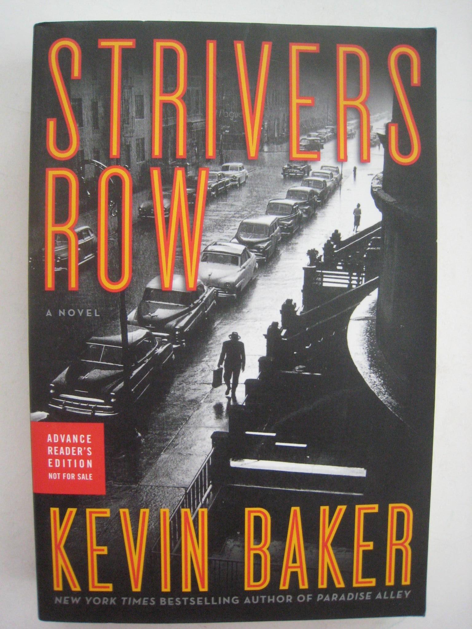 Download Strivers Row: A Novel ebook