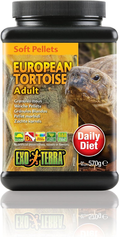 Exo TerraAlimentopara Tortuga EuropeaAdulto - 570 gr