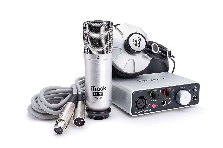 Interfaz de audio Focusrite